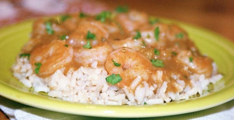 Shrimp Etoufee 2