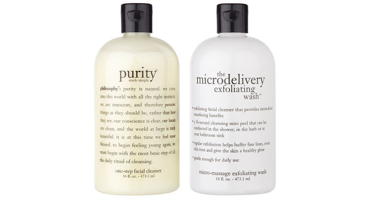 Philosophy Face Cleansers