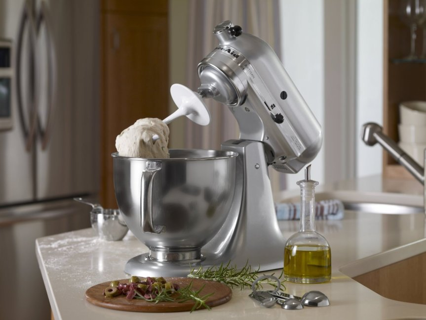 Incredible Deal on a Kitchen Aid Stand Mixer! (expired)