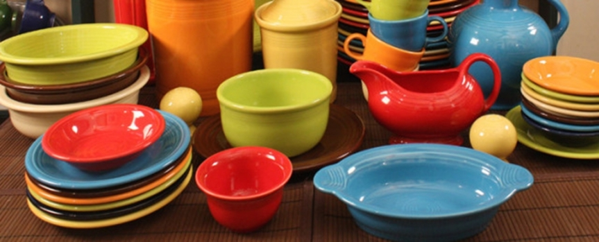 Save 50% on all Individual Pieces of Fiestaware during Kohl's Black Friday Sale! (expired)