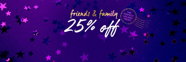 Tarte Friends and Family Sale 12 17