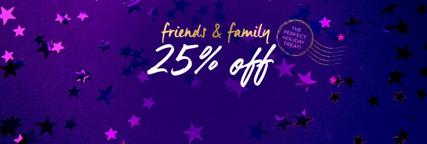 Tarte Friends and Family Sale 25% Off! (expired)