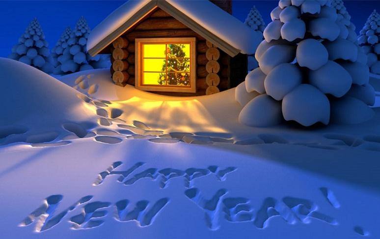 Happy New Year2018!