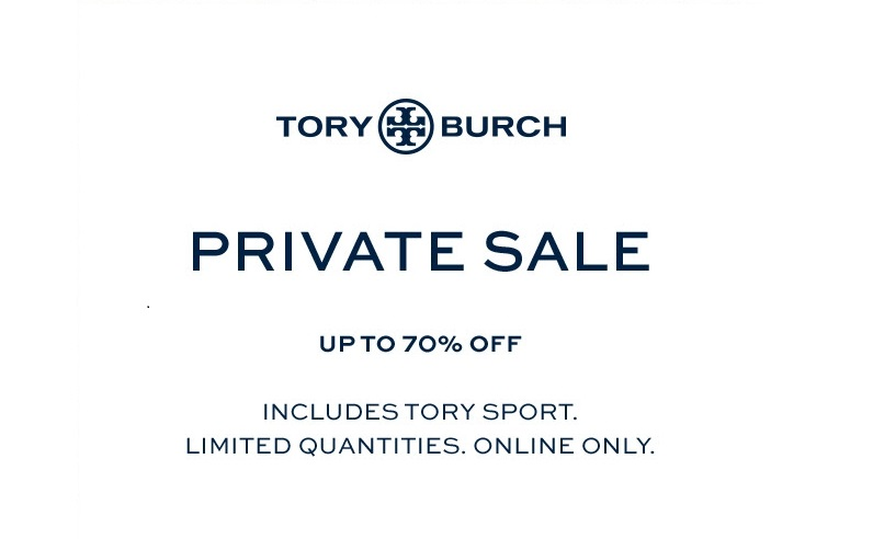 Tory Burch Private Sale (expired)