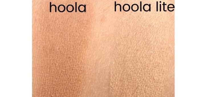 Benefit Hoola Bronzer, Original and Lite