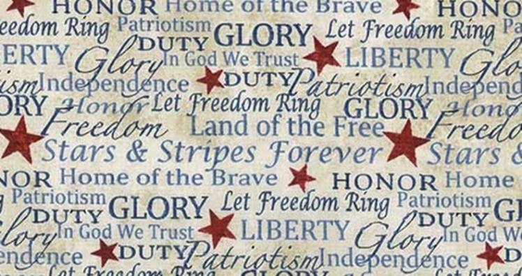 Patriotism, large pic